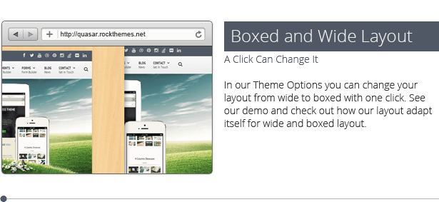 Quasar - WordPress Theme with Animation Builder Download